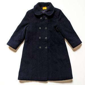 🇪🇺 Wool European Steiff pea coat